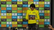 Cycling Tour de France 20 Reaction