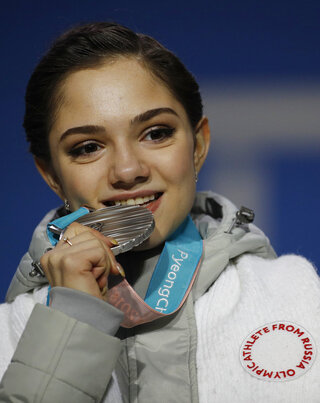 Medvedeva Coach Change Figure Skating