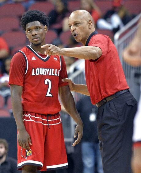 Trent Johnson, Darius Perry