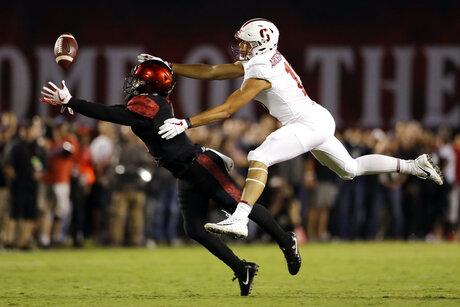 APTOPIX Stanford San Diego St Football