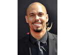 FILE - In this May 5, 2019 file photo, actor Bryton James arrives at the 46th annual Daytime Emmy Awards in Pasadena, Calif. On Friday, June 26, 2020, James won the award for outstanding supporting actor in a drama series at the 47th annual Daytime Emmy Awards for his role on