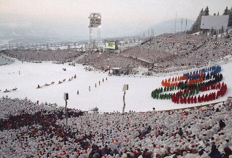 Olympics Lillehammer Again