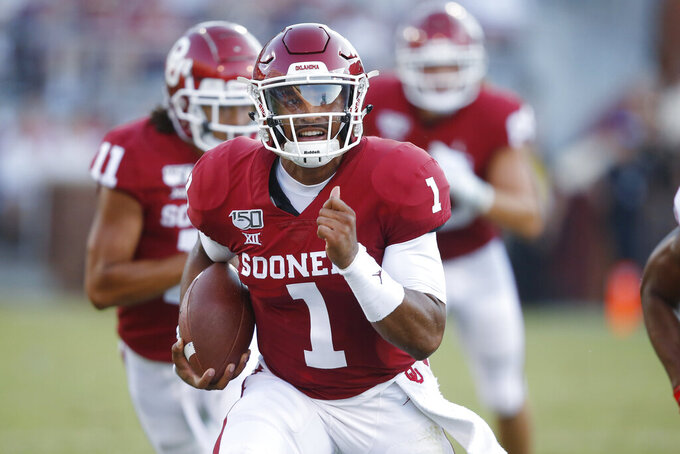 Fifth-ranked Oklahoma trying not to overlook reeling UCLA