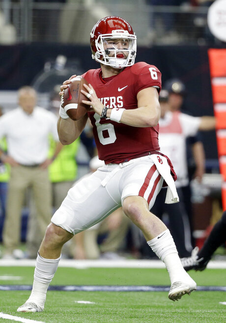 Baker Mayfield,