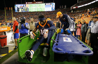 Giants Broncos Football