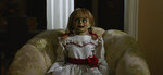This image released by Warner Bros. Pictures shows a scene from the horror film,