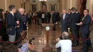 US Senate Leaders