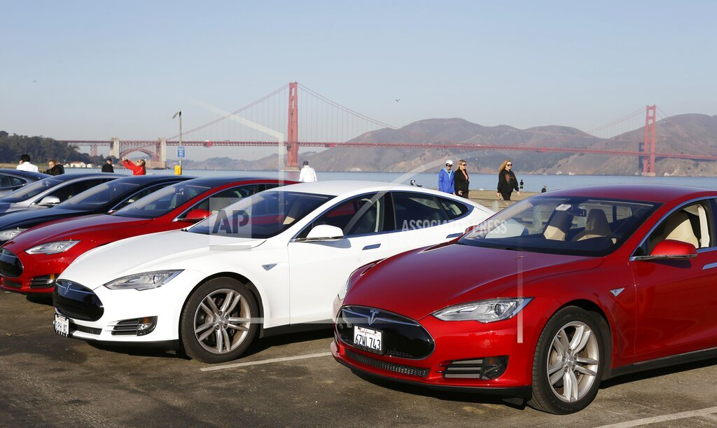 Tesla Route Completed