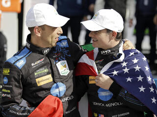 Max Angelelli, Jeff Gordon