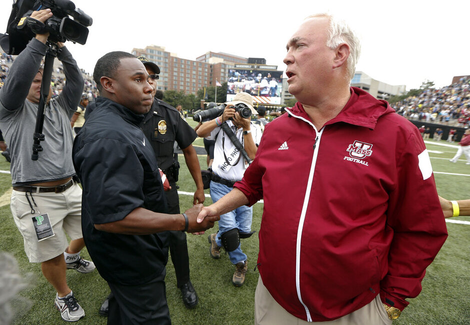 Mark Whipple, Derek Mason