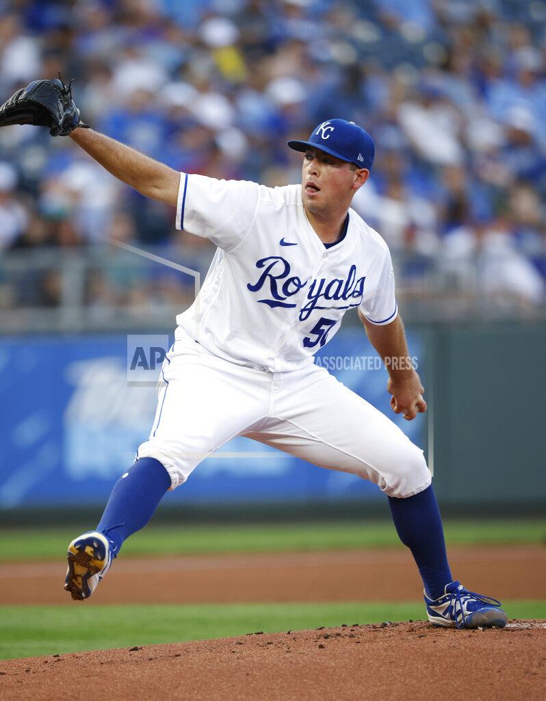 Mariners Royals Baseball