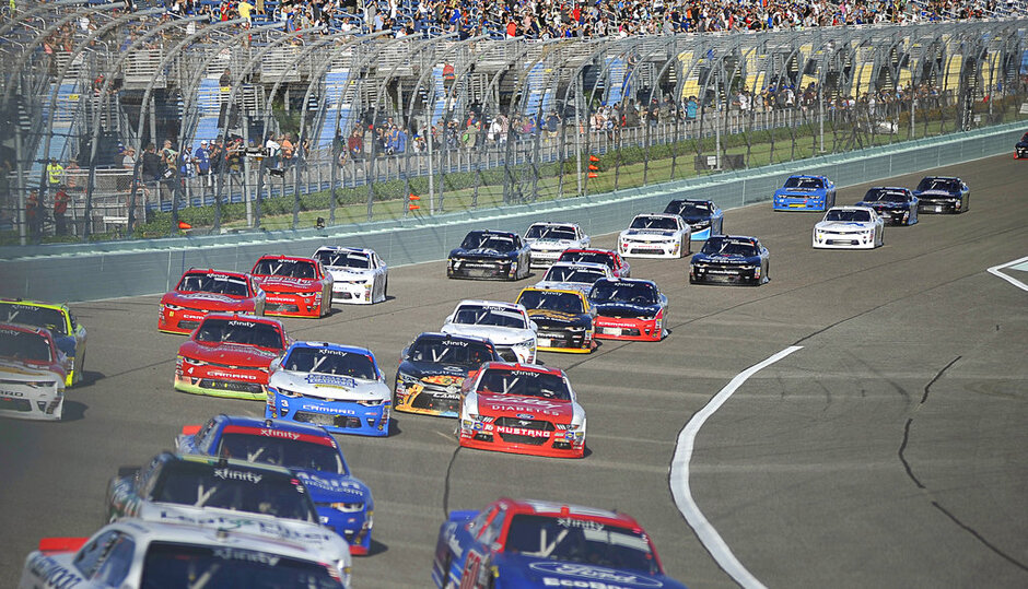 NASCAR Homestead Xfinity Auto racing