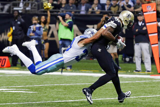 Jeff Heath, Marques Colston