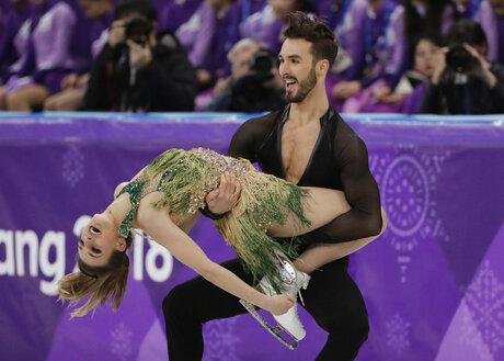 Pyeongchang Olympics Figure Skating Ice Dance