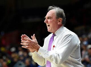 Temple Coach Basketball