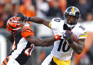 Adam Jones, Martavis Bryant
