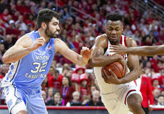 North Carolina NC State Basketball