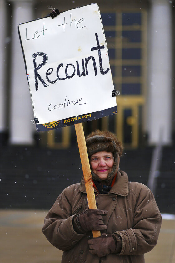 ELECTION RECOUNT