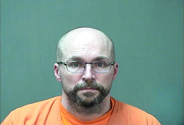 In this booking photo provided by the Ozaukee County Sheriff's Office Monday, Jan. 4, 2021 in Port Washington, Wis. Steven Brandenburg is shown. The Wisconsin pharmacist, accused of intentionally spoiling hundreds of doses of coronavirus vaccine, convinced the world was