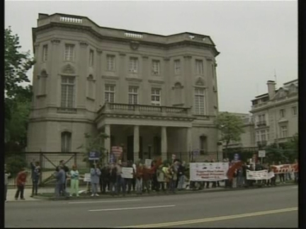 US Cuba Demos