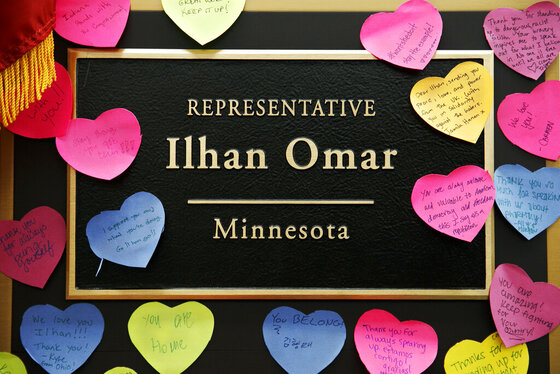 Congress Ilhan Omar
