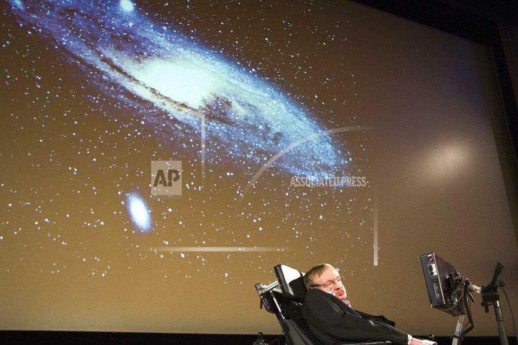Switzerland Hawking Lecture