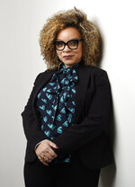 In this Jan. 15, 2019 photo, designer Ruth E. Carter, nominated for an Oscar for best costume designs for