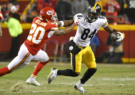 Steven Nelson, Antonio Brown