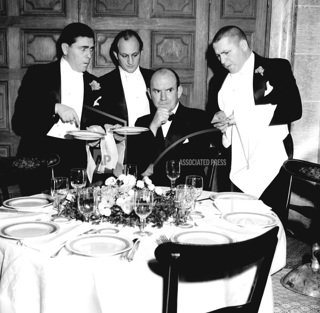 Watchf AP A ENT CA USA APHS105888 Healy And Stooges 1934