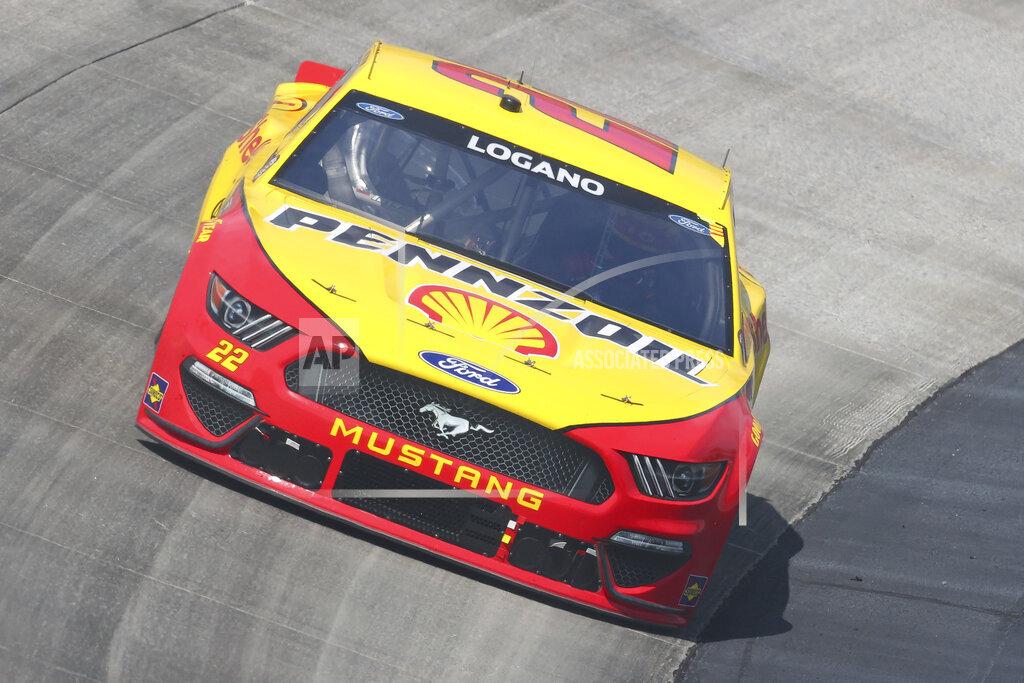 AUTO: MAY 16 NASCAR Cup Series - Drydene 400