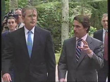 Spain Bush Presser 2