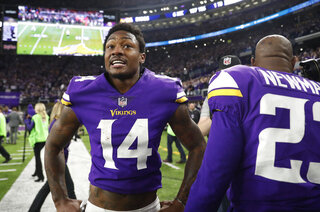 Stefon Riggs, Terence Newman, Stefon Diggs