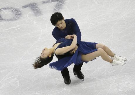 Maia Shibutani, Alex Shibutani