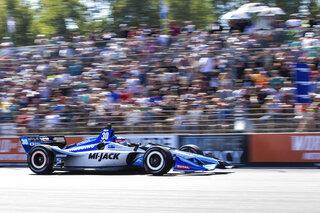 IndyCar Portland Auto Racing