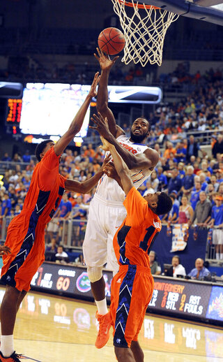 Jyles Smith, Patric Young, Alante Fenner