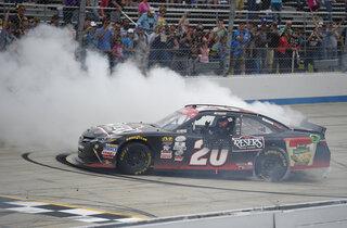 NASCAR Xfinity Dover Auto Racing