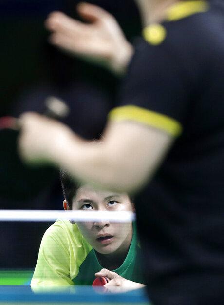 Caroline Kumahara, Ni Xia Lian