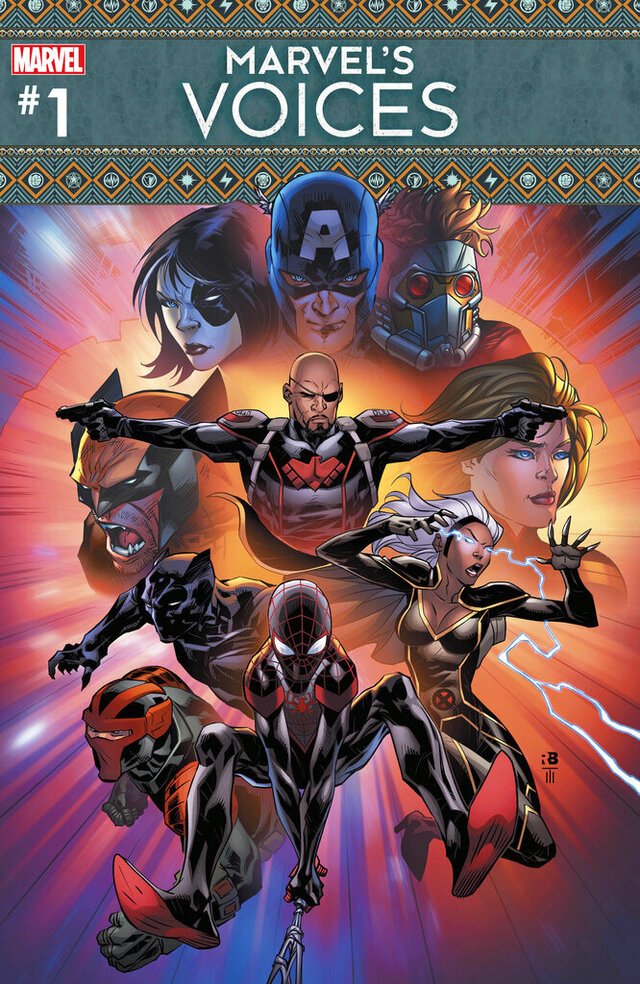 This cover image released by Marvel Comics shows