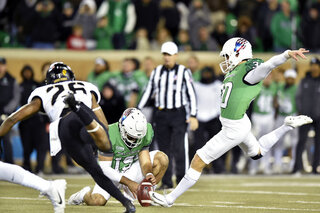 Army North Texas Football