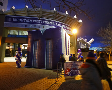 Mountain West TV Football