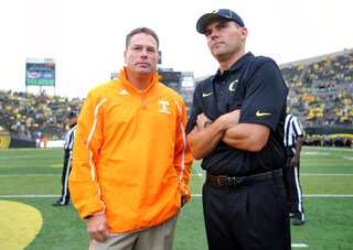 Butch Jones, Mark Helfrich