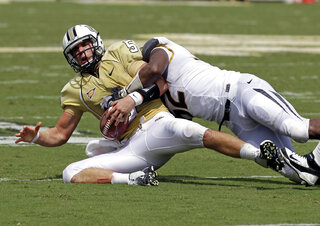 Blake Bortles, Michael Sam