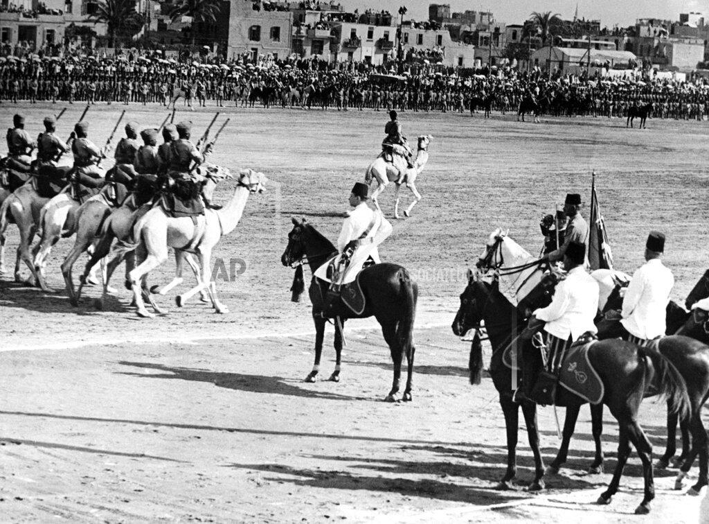 Watchf AP I   EGY APHSL50578 Egypt King Farouk