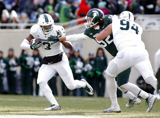 Michigan St Scotts Return Football