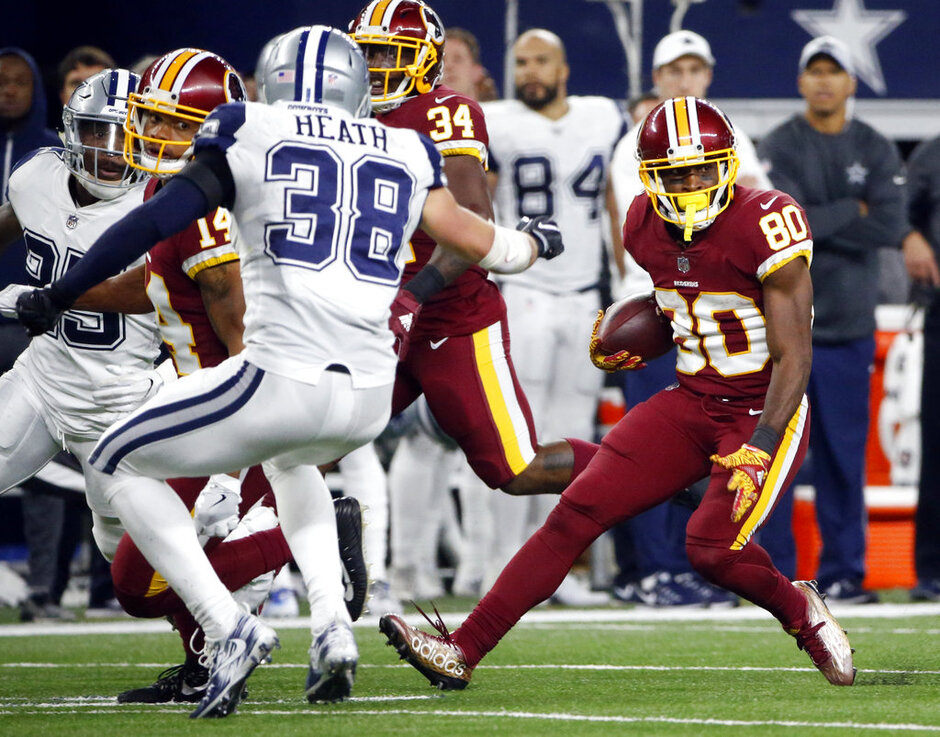 Jeff Heath, Jamison Crowder