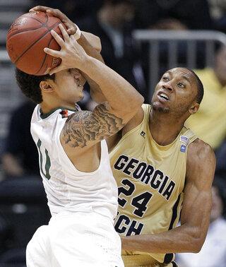ACC Georgia Tech Miami Basketball