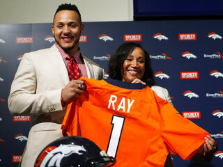 Shane Ray, Sebrina Johnson