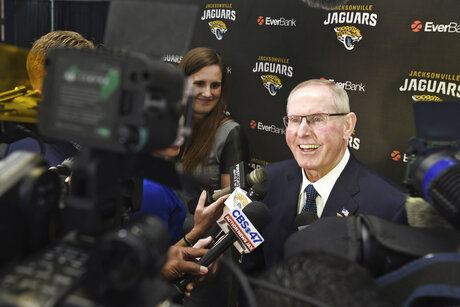 Jaguars Coughlin Chance  Football
