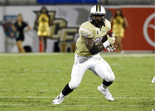 UCF Stanback Football