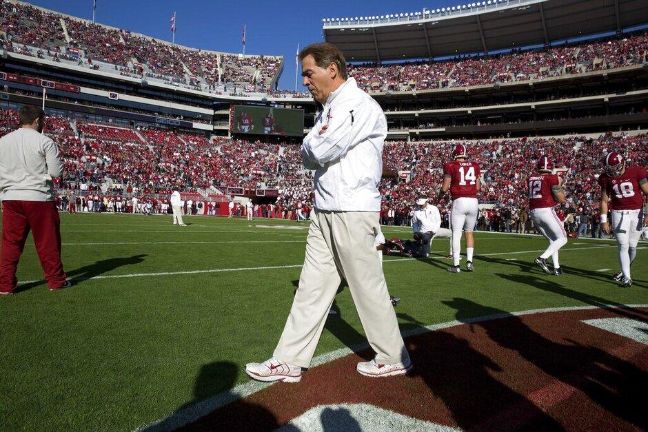 Mississippi St Alabama Football